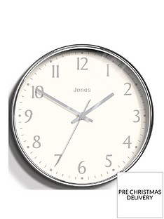 jones-clocks-penny-chrome-wall-clock