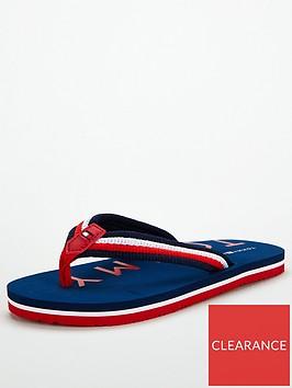 tommy-hilfiger-printed-flip-flops-blue