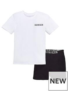 calvin-klein-boys-shorty-pyjama-set