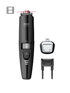 Philips Philips Series 9000 Laser Guided Beard & Stubble Trimmer for Precise Symmetrical Beards - BT9299/13
