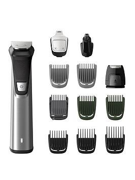 Philips Philips Series 7000 12-In-1 Ultimate Multi Grooming Kit For Beard, Hair And Body With Nose Trimmer Attachment - Mg7735/33