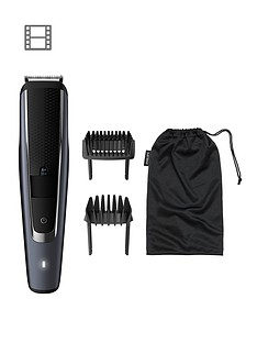 Philips Philips Series 5000 Beard and Stubble Trimmer with Full Metal Blades - BT5502/13