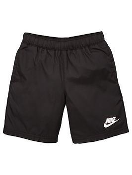 nike-oversized-swoosh-woven-shorts-black