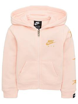 nike-air-sportswear-full-zip-fleece-hoodie-pink