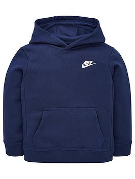 nike-younger-child-club-overhead-hoodienbsp--navy
