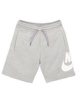 nike-alumni-youth-shorts-dark-grey