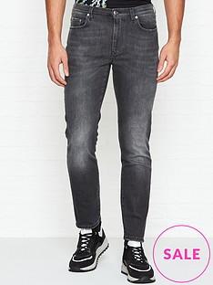 versace-collection-medusa-logo-slim-fit-jeansnbsp--washed-black