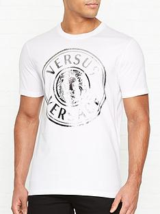 versus-versace-metallicnbsplion-head-logo-t-shirt-white