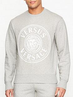 versus-versace-textured-logo-print-sweatshirt-grey