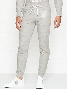 versus-versace-tapered-logo-badge-joggers-grey