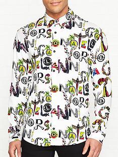 versus-versace-versus-30th-anniversary-giannia-vanitas-print-shirt--nbspwhite