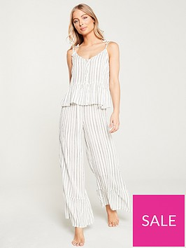 v-by-very-caminbspand-wide-leg-trouser-pyjama-set-stripe