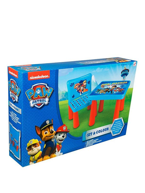 Paw Patrol Boys Bath Travel Set Great for the stop overs and weekends away
