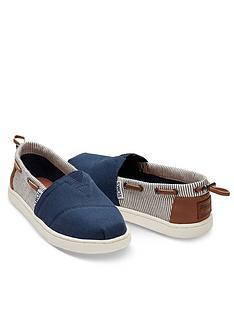 toms-boys-bimini-stripe-canvas-shoe