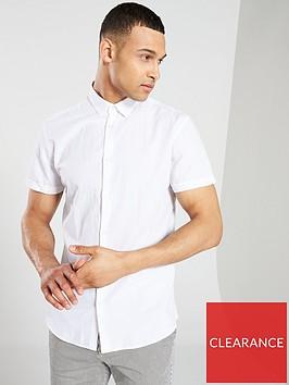 selected-homme-regular-linen-classic-short-sleeve-shirt-white