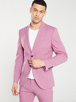 selected-homme-mylo-logan-blazer-pink