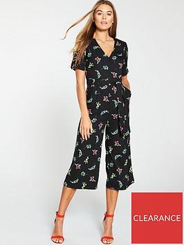 oasis-floral-jumpsuit-multi-black