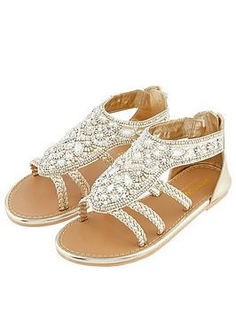 monsoon-girls-rio-embellished-sandals-gold