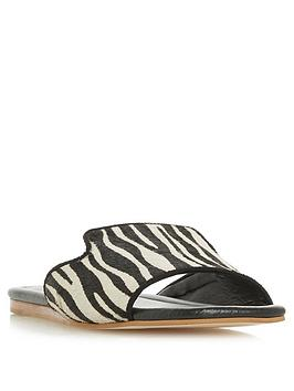 dune-london-liase-slipper-cut-sliders-zebra-print