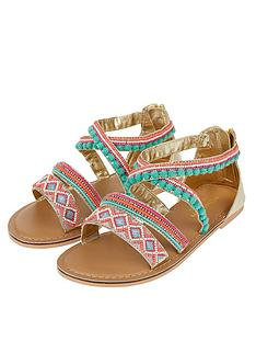 monsoon-nadia-beaded-pom-pom-sandal