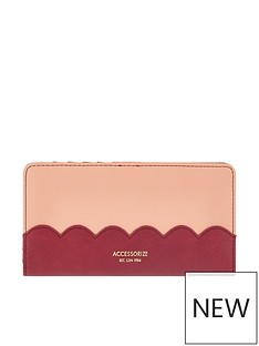 accessorize-bon-bon-scalloped-wallet