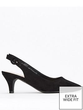 evans-evans-extra-wide-fit-slingback-kitten-court-shoe