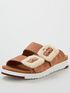 ugg-fluff-indio-flatform-sandals-nude