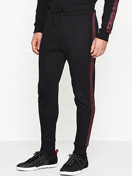 hugo-daky-sweat-pants-black