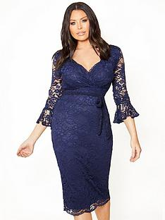 sistaglam-loves-jessica-v-neck-lace-bodycon-midi-dress-navy