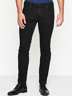 hugo-734-skinny-jeans-black