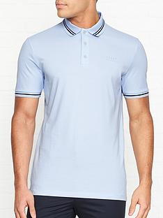 hugo-daruso-u1-tipped-short-sleeve-polo-shirt-blue