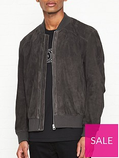 hugo-larris-leather-bomber-jacket-dark-grey