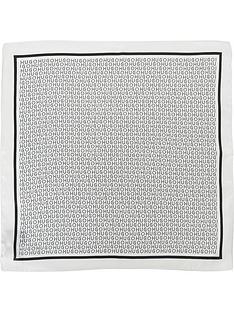 hugo-mens-hugo-logo-pocket-squarenbsp--off-white