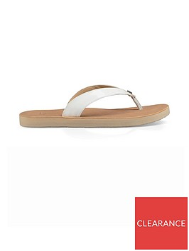 ugg-tawney-flip-flops-white