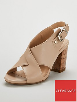 wallis-cross-strap-heeled-sandalsnbsp--beige