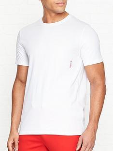hugo-2nbsppack-logo-t-shirt-white