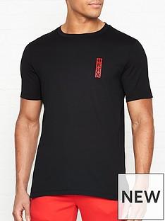 hugo-durni-vertical-logo-crew-neck-t-shirt-black