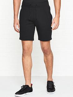 hugo-diz-u1-sweat-shorts-black