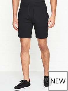 hugo-diz-u1-sweat-shorts-black
