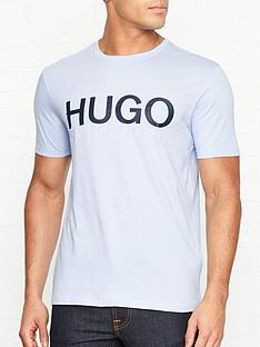 hugo-dolive-u3-logo-crew-t-shirt-blue