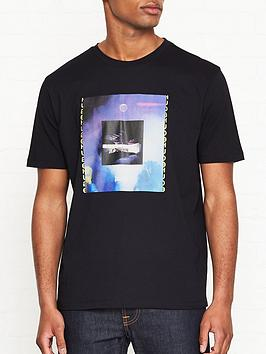 hugo-dunderground-graphic-print-t-shirt-black