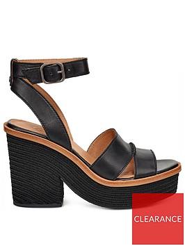 ugg-carine-chunky-wedge-sandals-black