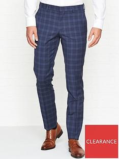 hugo-windowpane-check-suit-trousers-navy
