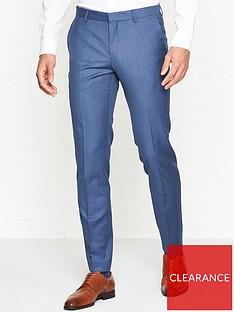 hugo-getlin-micro-check-suit-trousers--nbspblue
