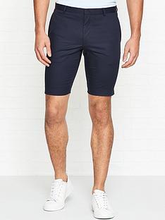 hugo-ferris-slim-fit-cotton-shorts-navy