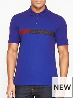 hugo-dantes-chest-logo-polonbspshirt-blue