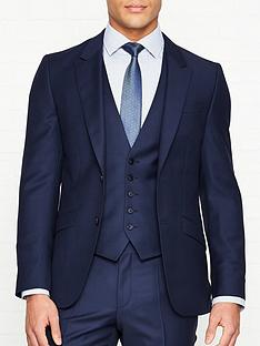 hugo-harvey-birdseye-suit-jacket-navy