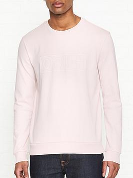 hugo-dicago-u6-logo-crew-sweatshirt-pink
