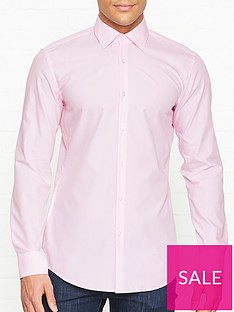 hugo-koey-long-sleeve-cotton-shirt-pink