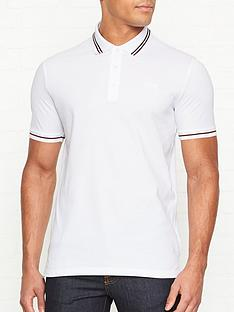 hugo-daruso-u1-tipped-short-sleeve-polo-shirt-white
